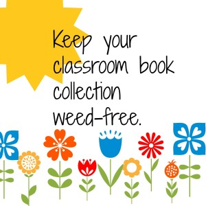 Keep Your Book Collection Weed-Free