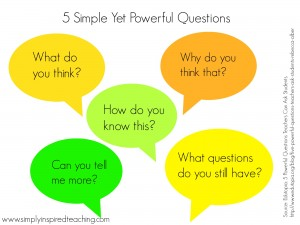 5 Simple Questions